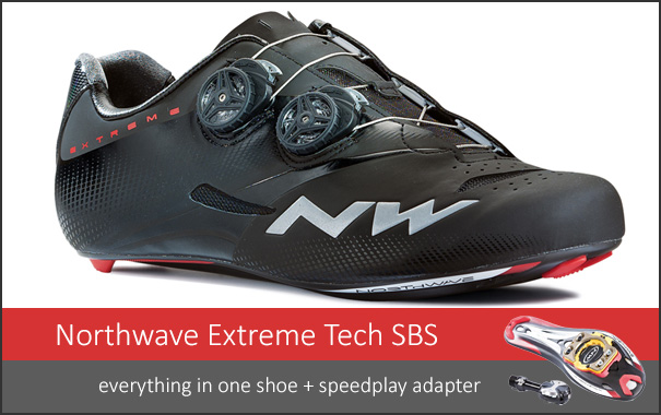 Northwave for Speedplay