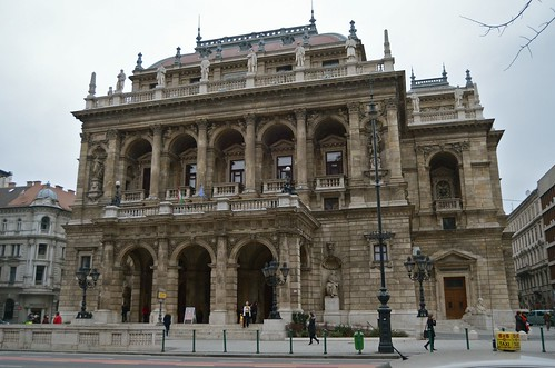 Hugarian State Opera House