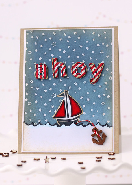 ahoy! {lawn fawn inspiration week}