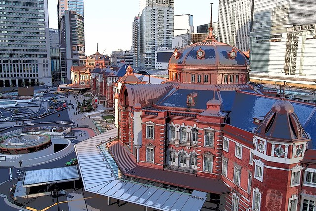 Tokyo Station(Explored)