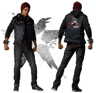 inFAMOUS Second Son Jacke 3