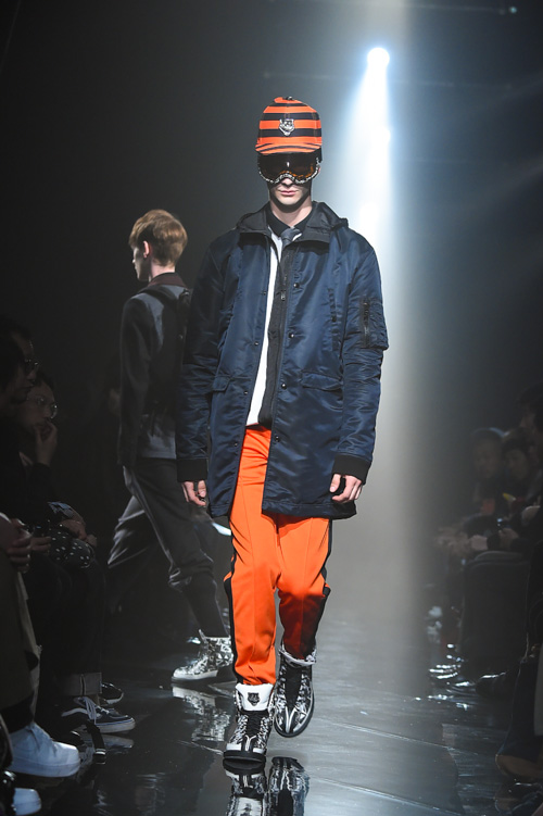 FW14 Tokyo Onitsuka Tiger × ANDREA POMPILIO014_Matthew Bell(Fashion Press)