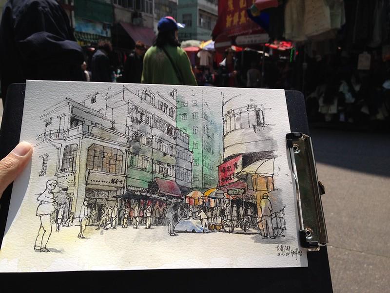 Tai Nam Street Market