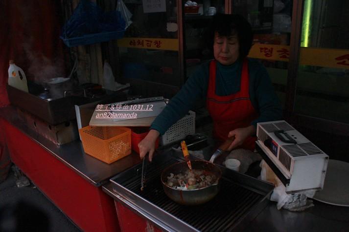 062首爾中央市場.黃鶴洞廚房具街황.炒大腸街.Homeplus