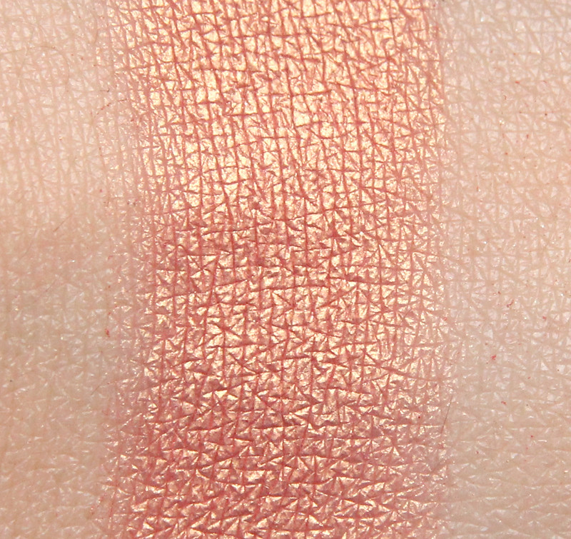 Inglot 407 eyeshadow swatch