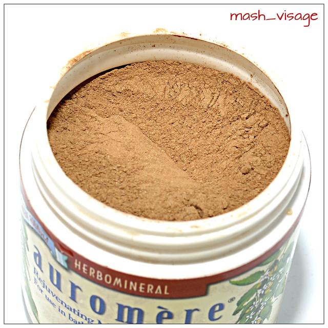 Auromere, Rejuvenating Mud Bath & Mask
