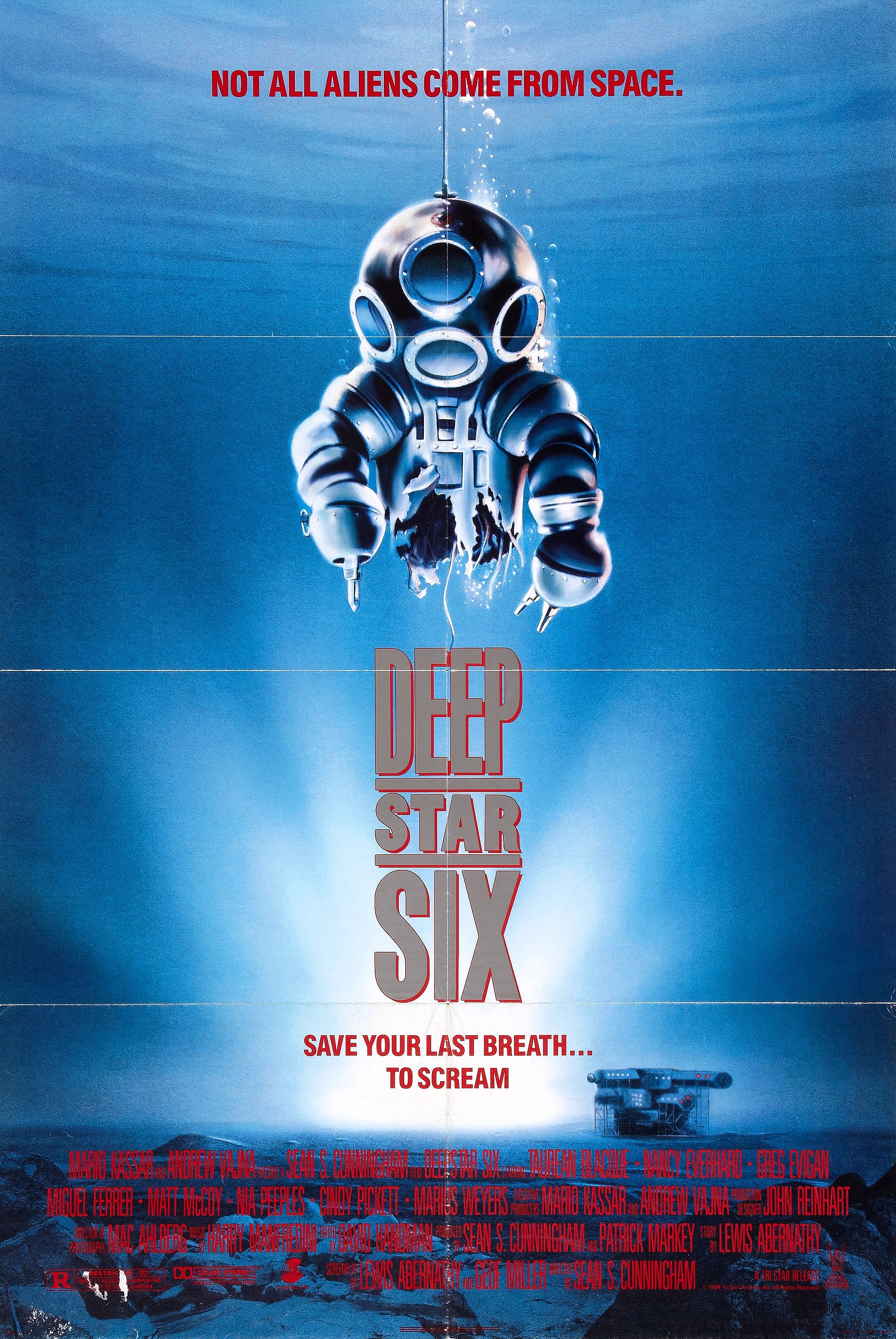 Deep Star Six (1989)