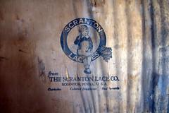 Scranton Lace Company Logo