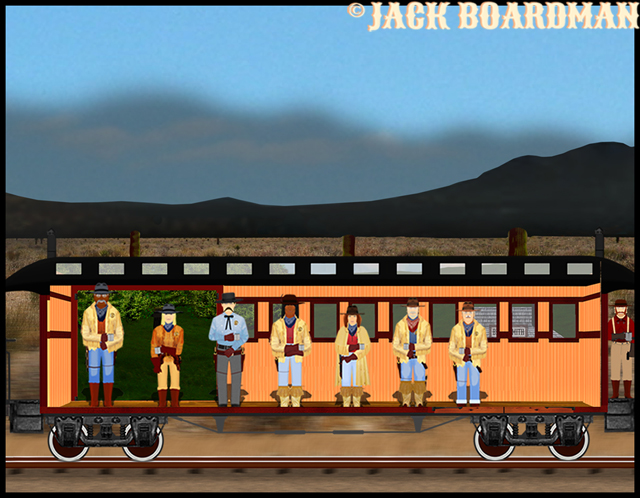 A visit to the stable car ©2014 Jack Boardman