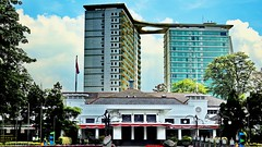 The City Hall of Bandung