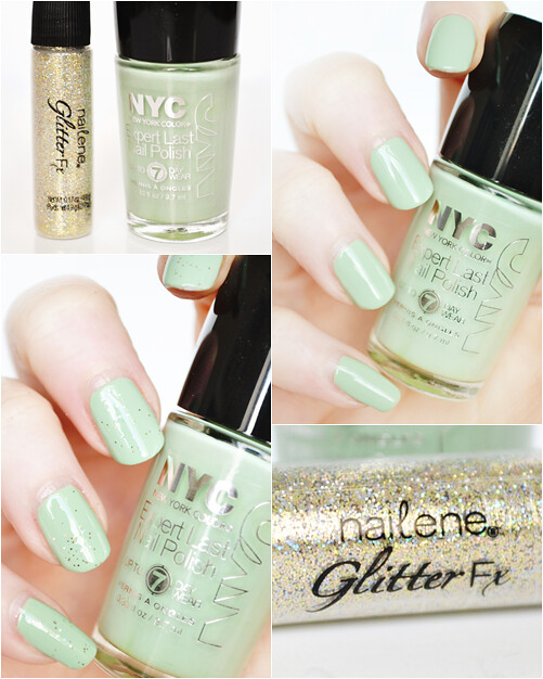 NYC_Mint_Macaroon_Swatches
