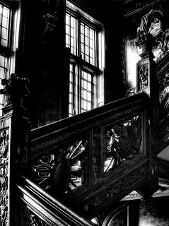 Ham House - Grand Staircase