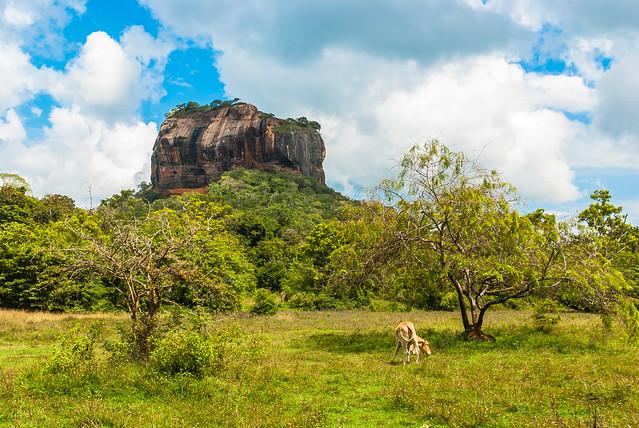 Sigiriya - Wonderful Place Untouched by Ancient Time