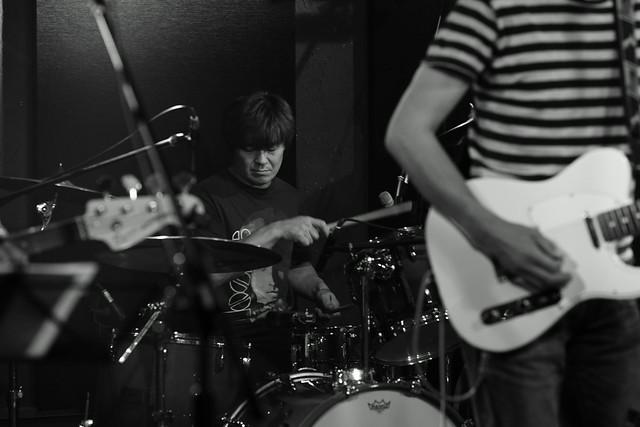 ファズの魔法使い live at 獅子王, Tokyo, 10 Jul 2015. 172