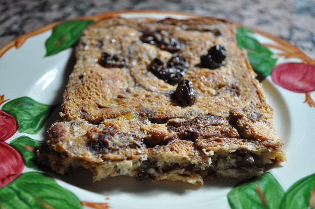 Healthy OVERNIGHT French Toast Bake