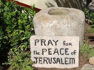 Beim Gartengrab Jerusalem Israel