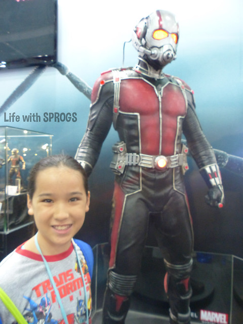 Hot Toys Full Scale Ant Man