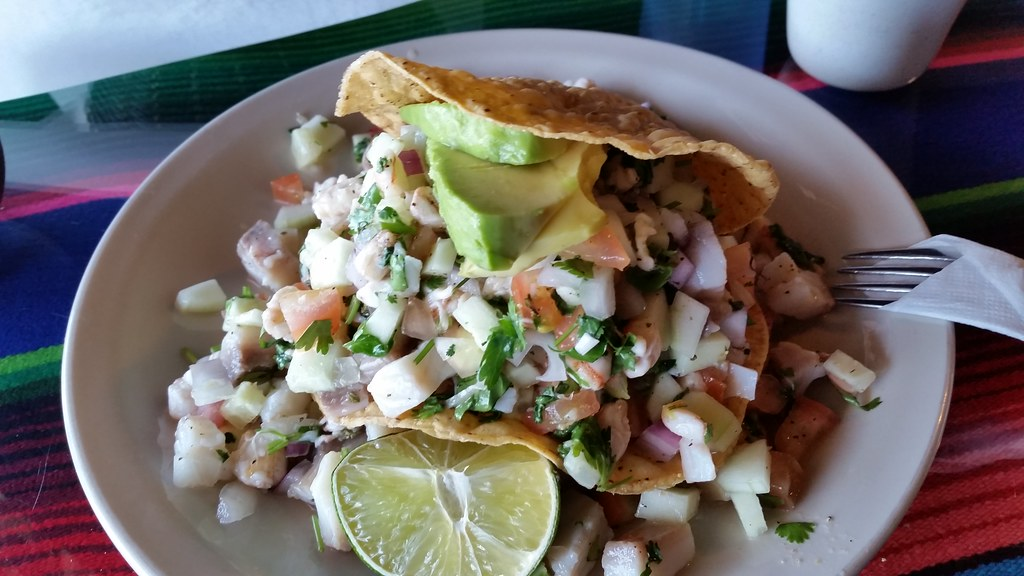 Shrimp & Fish Ceviche