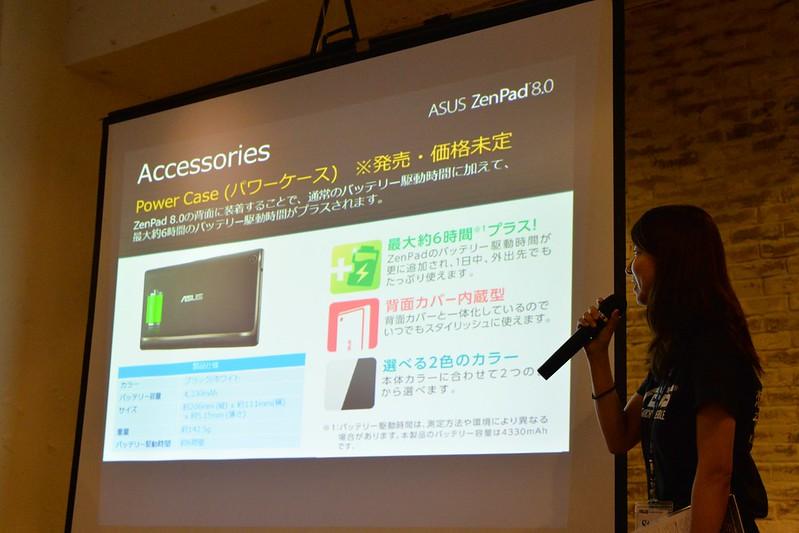 ASUS ZenPadセミナー
