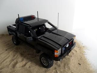 "Chevy Silverado ""Southern Comfort"" 4x4"