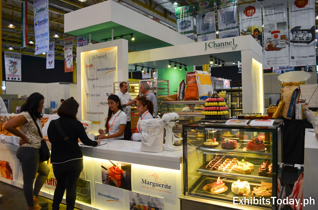 J-Channel Tradeshow Display