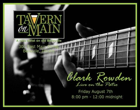 Clark Rowden 8-7-15