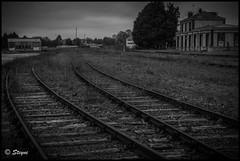 Gare de Loudéac désaffectée