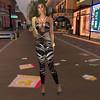 LEGENDAIRE- Sara Jumpsuit With Heels and Accessories