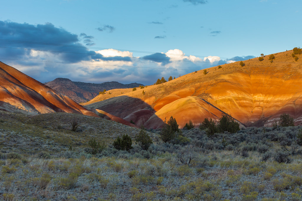 Oregon. Painted Hills