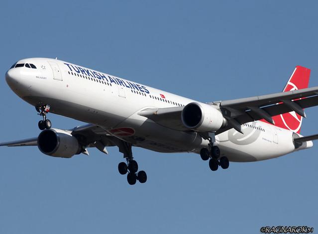 A330-300_TurkishAirlines_TC-JOD-001, Canon EOS 60D, Sigma 50-500mm f/4-6.3 APO HSM EX