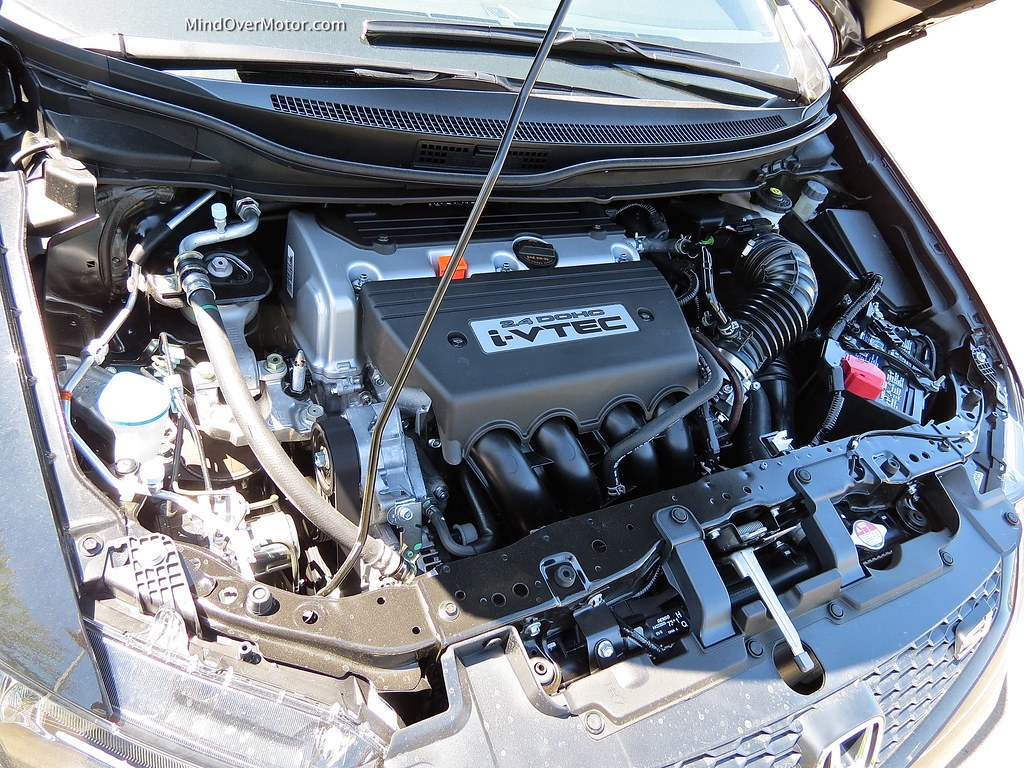 2013 honda civic engine. 2013 honda civic si coupe 2.4l 4 cylinder vtec engine w