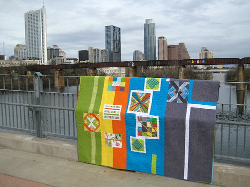 AustinMQG Charity Quilts 2012-2013