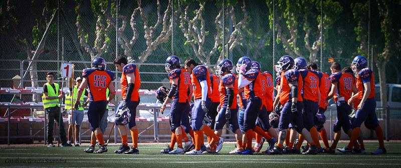 Campeón LNFA 2013:Granada Lions