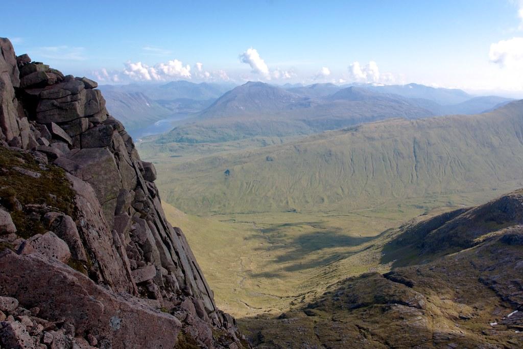 Glen Noe from Taynuilt Peak