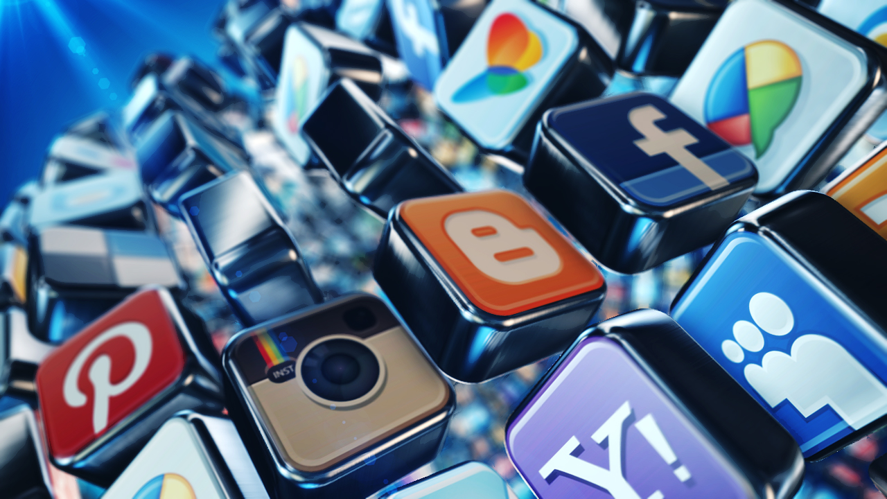Social Media Icons by AlexDesignInc - VideoHive