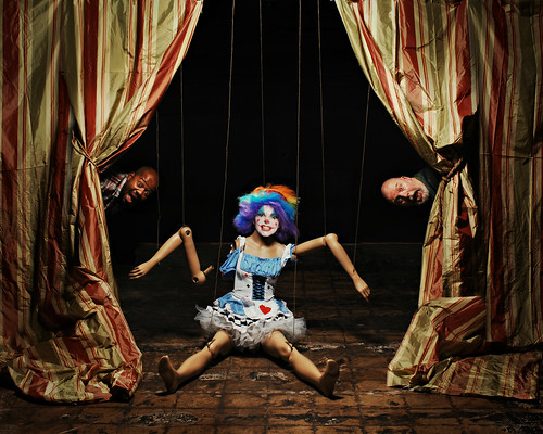 A Calamitous Circumstance at Barnabas & Buford's Burlesque Emporium