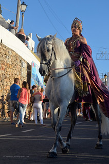 Mojacar 2013/  Fiesta de moros y cristianos /Almeria/Spain