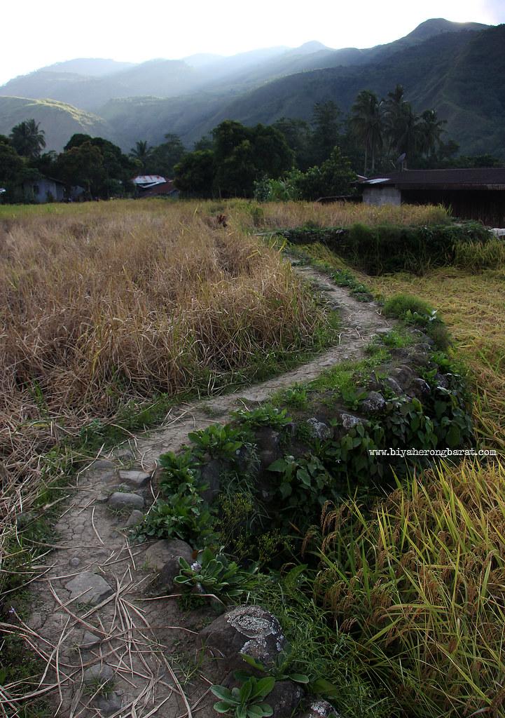 Luplupa Village Tinglayan Kalinga