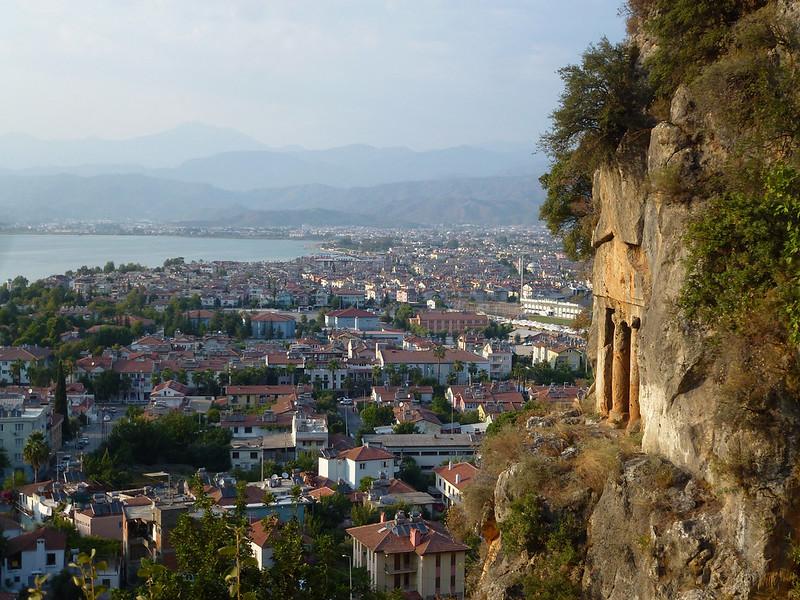 Turquie - jour 15 - Fethiye - 032 - Tombeau d'Amyntas