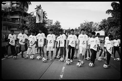 Football Marathon  shot by Marziya Shakir 4 year old by firoze shakir photographerno1