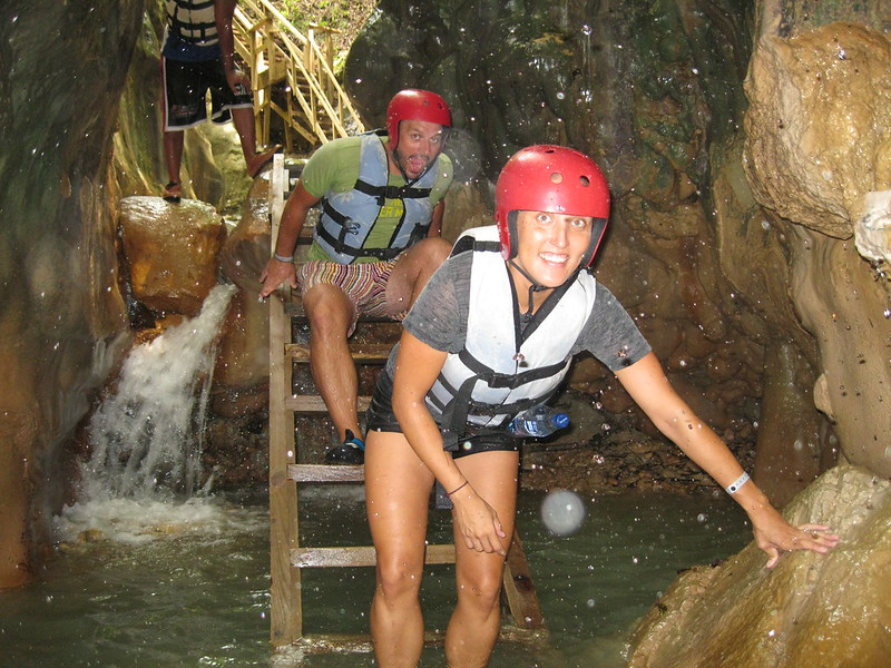 tasha and ryan 27 charcos dominican republic turf to surf