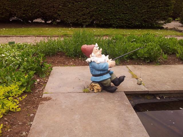Evil Garden Gnome Flickr Photo Sharing