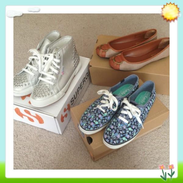 Yeni ayakkabilarim