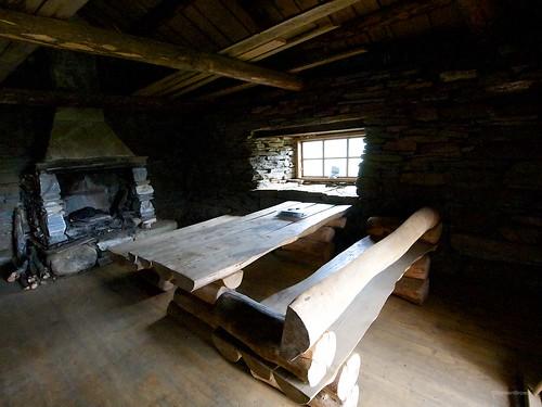 Inside Steinstue