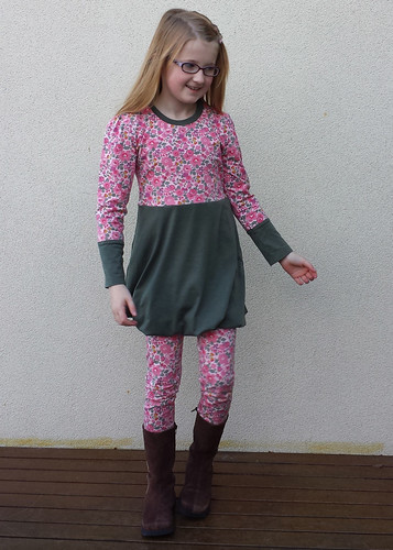 Nigella Tunic with Go To Leggings