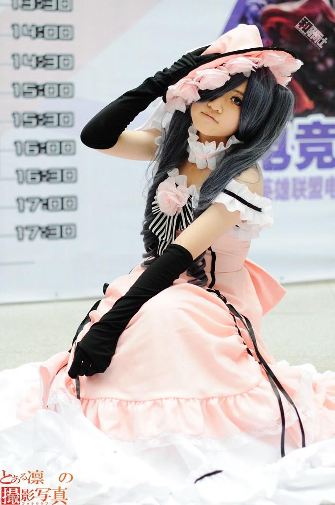 福州 FAG 福州动漫游戏展 cosplay