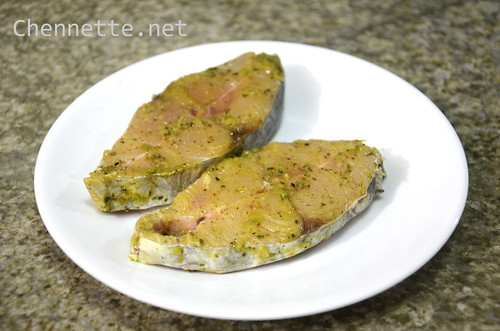 Raw Carite (fish)