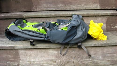 backpack pockets