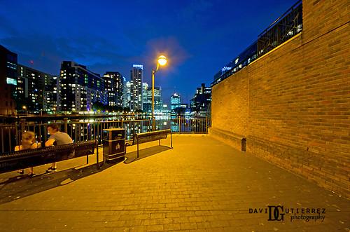 A Night in the City by david gutierrez [ www.davidgutierrez.co.uk ]