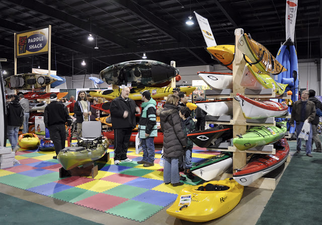 Outdoor Adventure Show Toronto